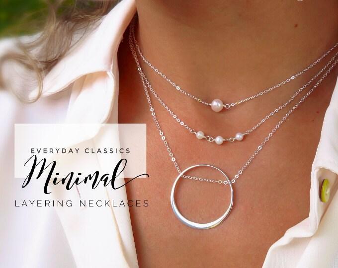 Choker & Short Necklaces