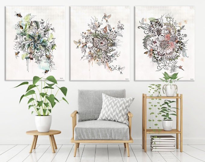 Wall Art Set