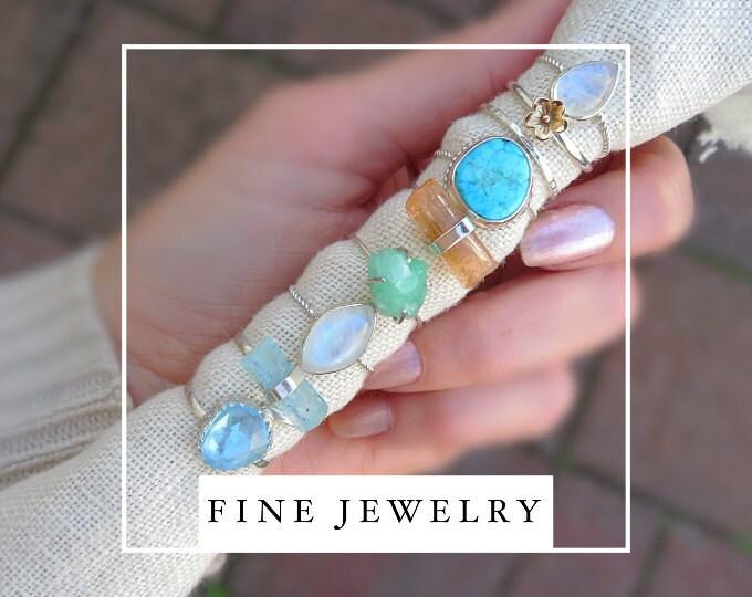 Fine Jewelry & Rings