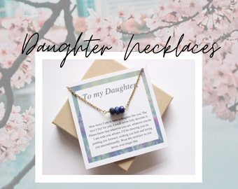 Daughter Necklaces