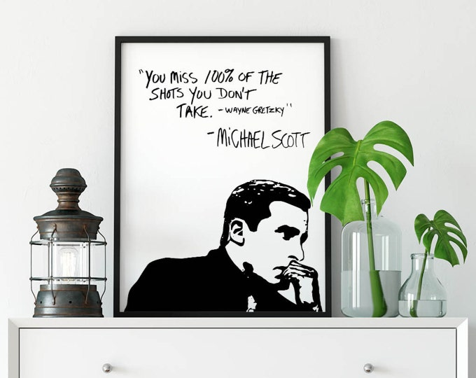 The Office Wall Art