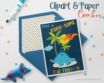 Clipart | Paper Combo