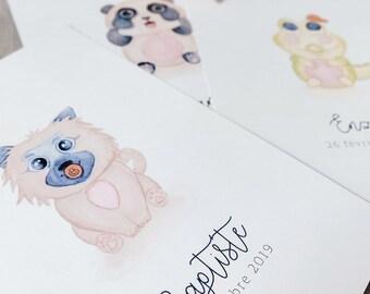 Affiches Bébés/Enfants
