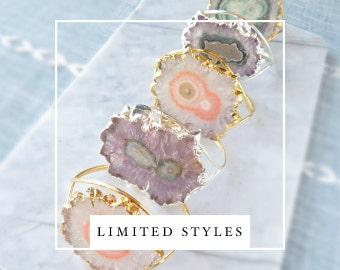 Limited Stock Gems/Druzy