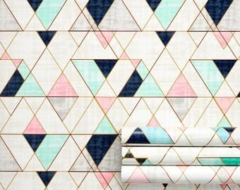 Geometric Wallpaper