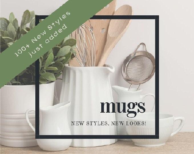 Gifts- Mugs