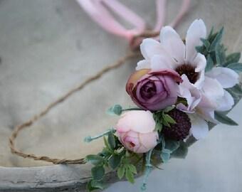 Blumenkrone für Kind