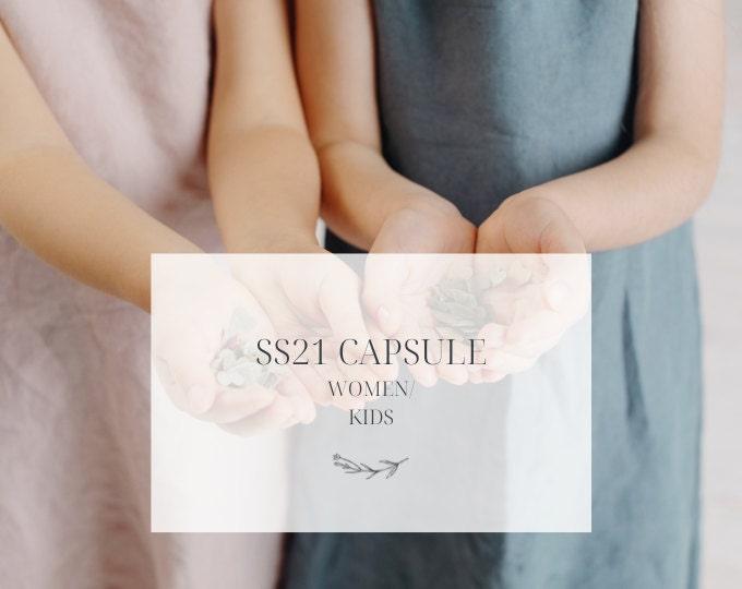 SS21 Capsule Wardrobe