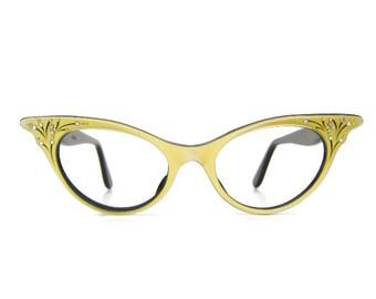 50s Cat Eye Eyeglasses