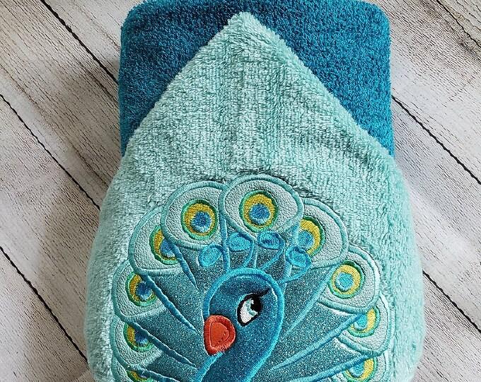 Hooded Bath-Beach Towels