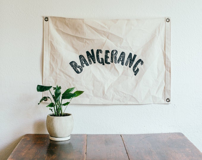 Canvas Flags