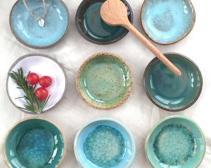 Small Ceramic Bowl Set
