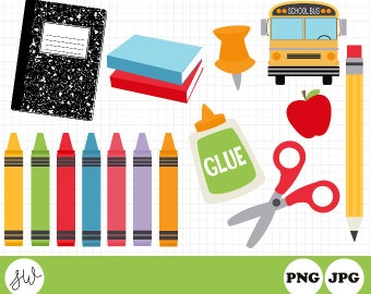 School Clipart & Papers