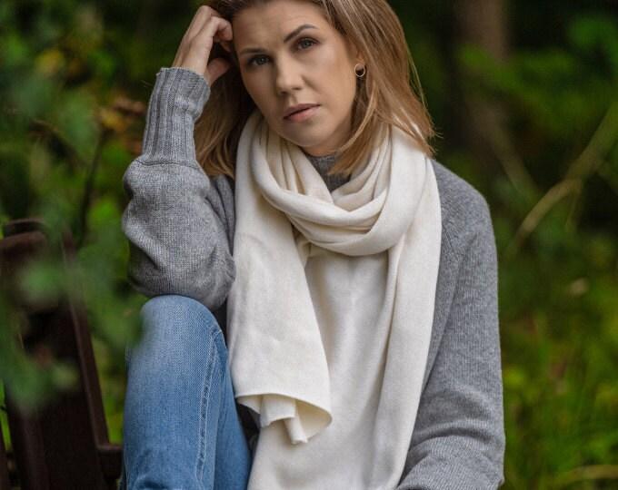 Luxury cashmere shawls