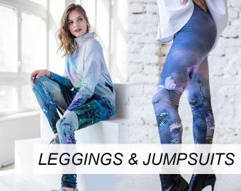 Leggings & Jumpsuits