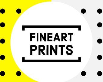 Archival fine Art prints