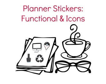 Stickers: Functional
