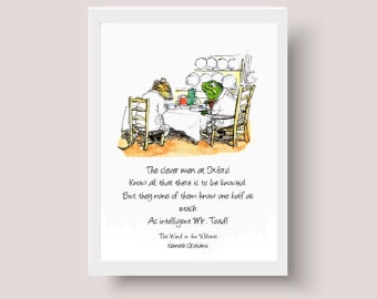 Wind in the Willows gift