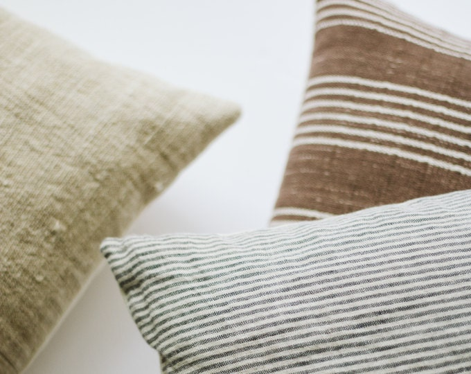 artisan pillow covers
