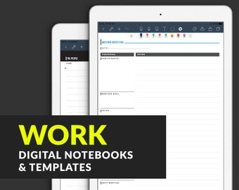 Meeting Notes / Workbook
