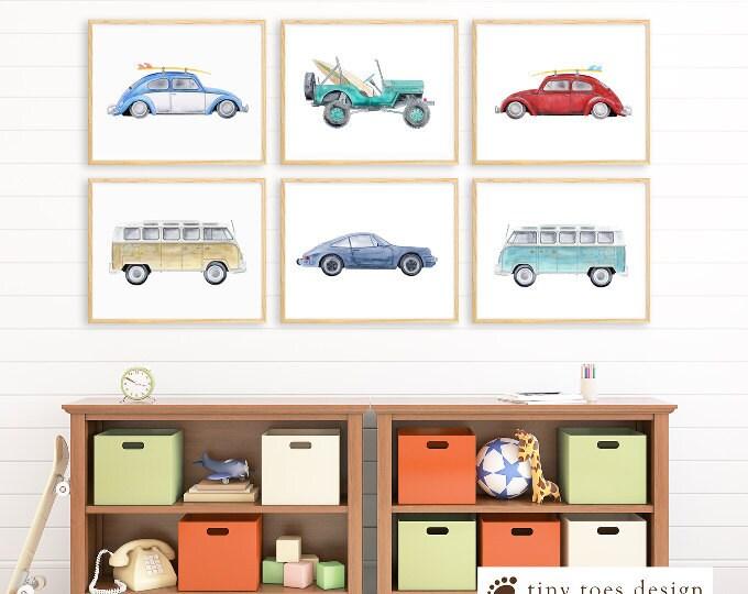Vehicles, Planes, Trains