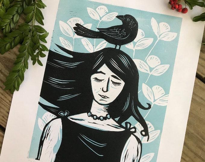 Linocut & Woodcut Prints