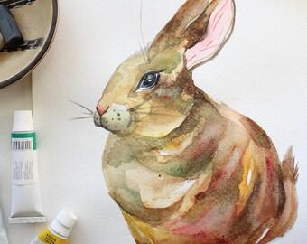 Watercolor ORIGINAL Art