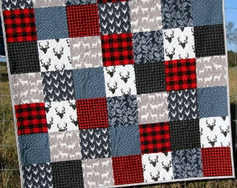 Large Throw Quilts