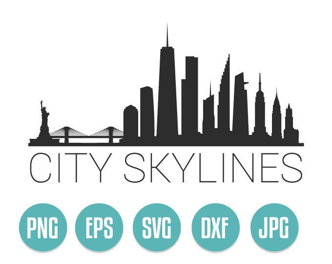 SKYLINES WORLD CITIES
