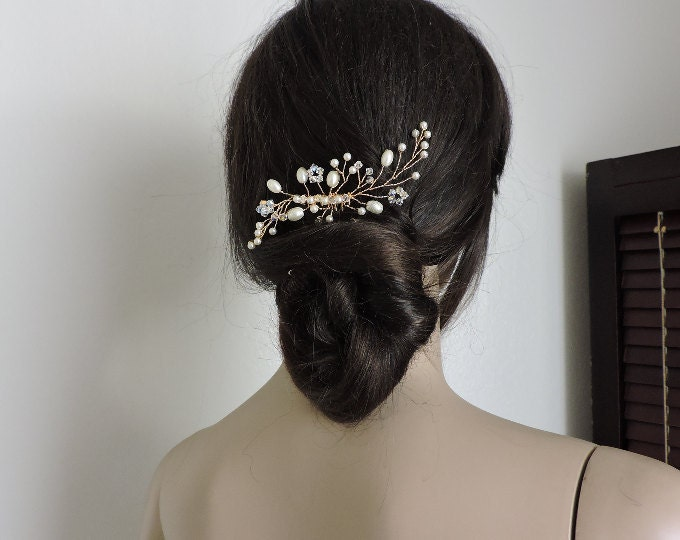 Hair Combs, Lace, Beads