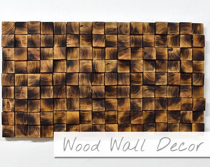 Wood Wall Decor