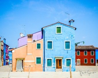 BURANO, ITALY