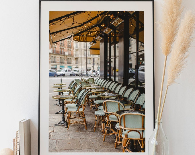 PARIS Art Prints