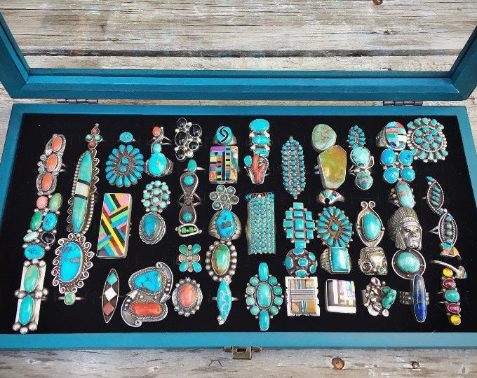 native rings • bracelets