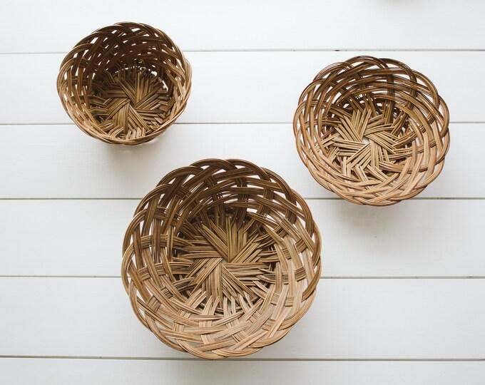 found : baskets + hooks