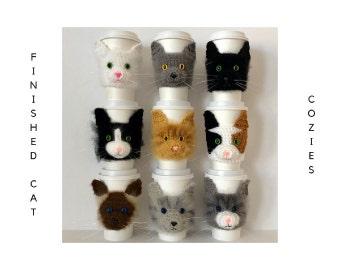 Cat Cup Cozies