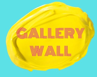 Gallery wall Collections