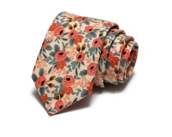 Paisley & Floral Ties
