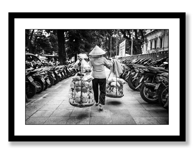Black and White Vietnam