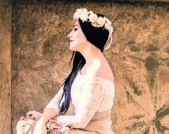 Flower Crowns & Tiaras