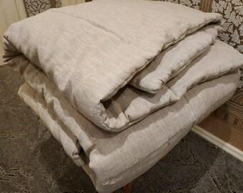 Blankets-Linen,Hemp,Wool