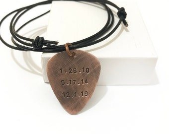 Necklace / Leather-Cord