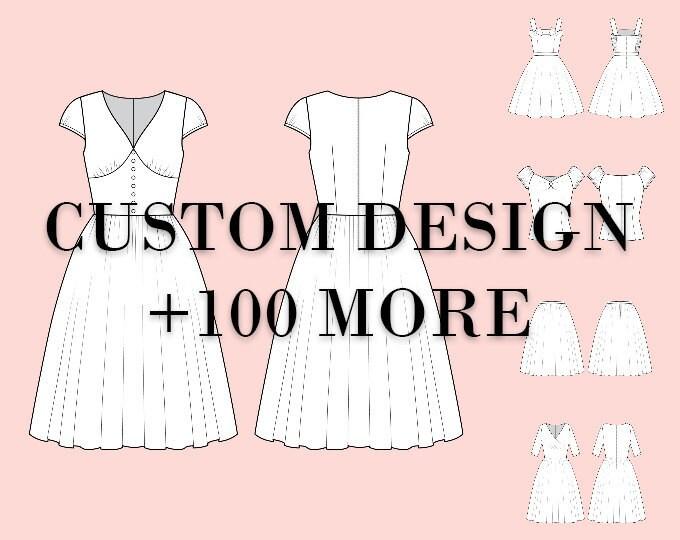 Dresses: Choose a fabric