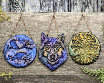 Witchy Ornaments & More