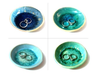CERAMIC RING DISHES