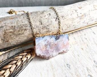 Necklaces ~ Geode/Druzy