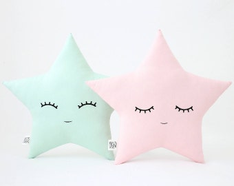 Star Pillows