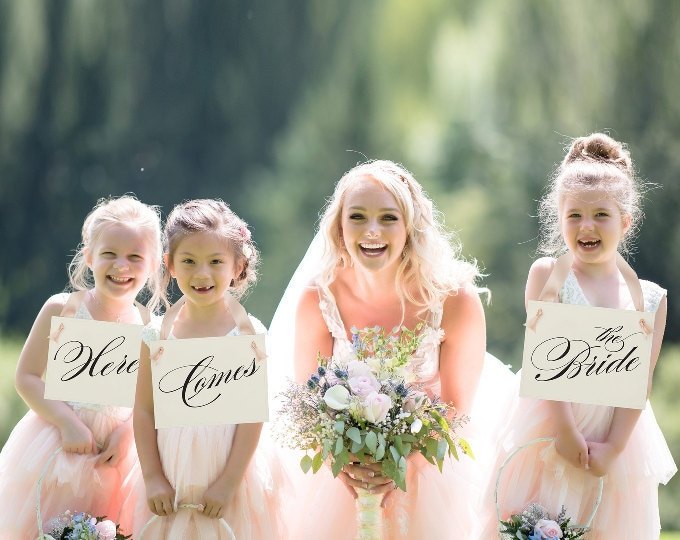 Ring Bearer+Flower Girl