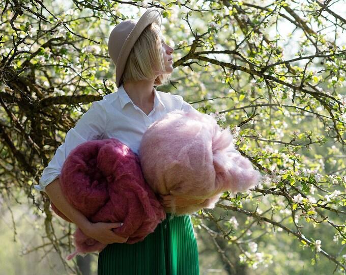 Wool and felt supplies