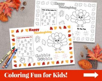 Coloring & Activity Fun